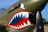 P-40 WarHawk at Sounds of Freedom Air Show - NAS Willow Grove, PA